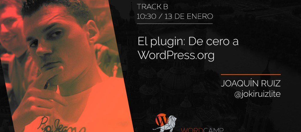 WordCamp Zaragoza 2018 – My experience as a speaker