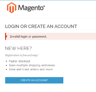 Import customers with hashed passwords into Magento 2. Magento 2 Login Error